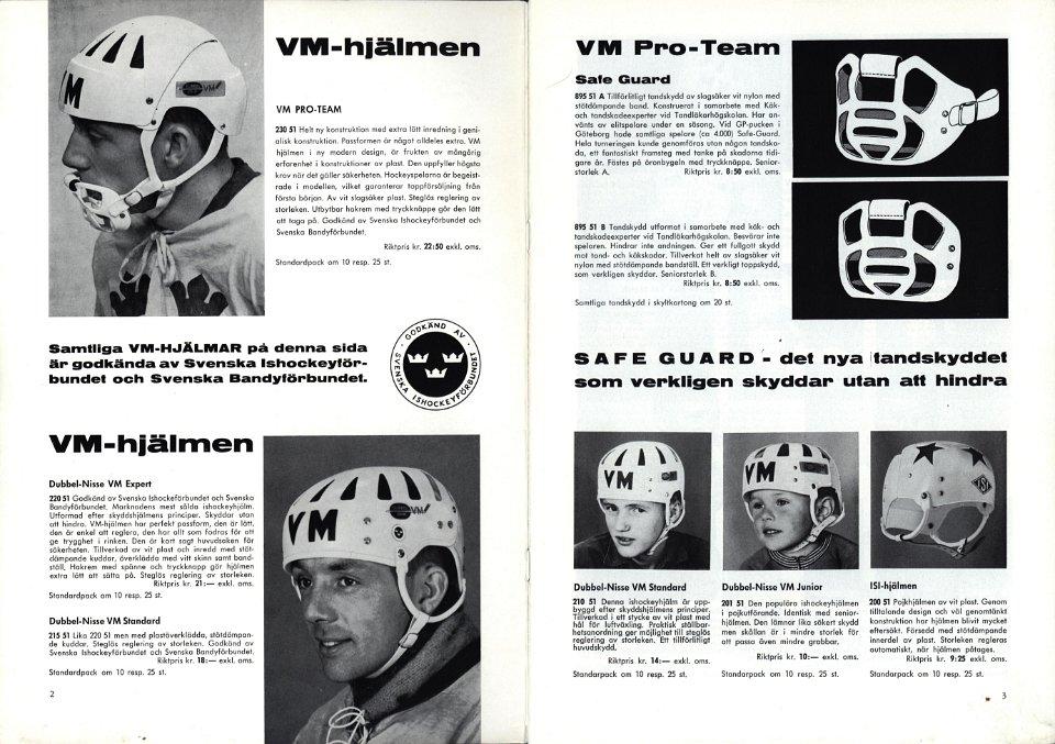 Jofa sportkatalog 1965 66
